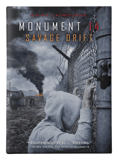 Monument 14: Savage Drift (Monument 14 #3)