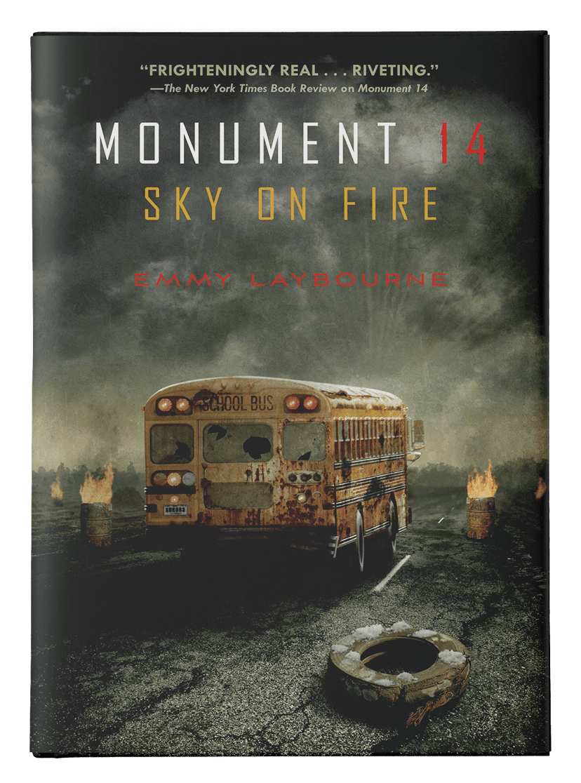 Sky on Fire (Monument 14 #2)