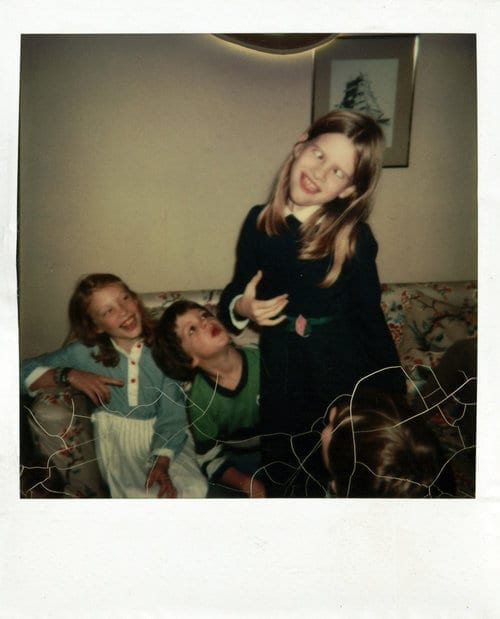 The Early Years (Polaroid)