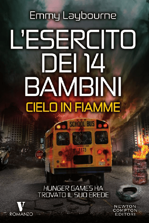 Monument 14: Sky on Fire (Italian)