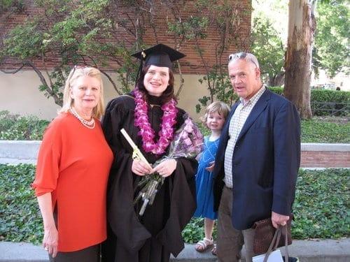 UCLA Graduation 2006