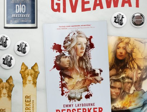 Berserker: #Bookstagram Tour & Giveaway