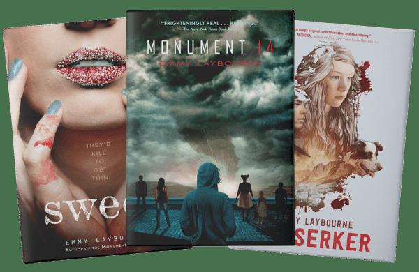 Emmy Laybourne Books