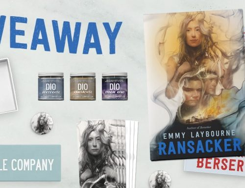 Ransacker: #Bookstagram Tour & Giveaway