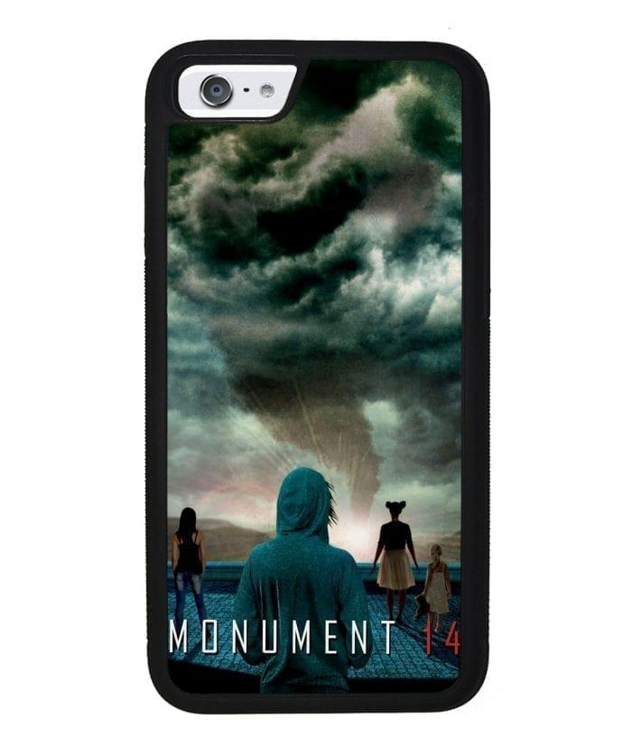 Monument 14 Phone Case (iPhone)