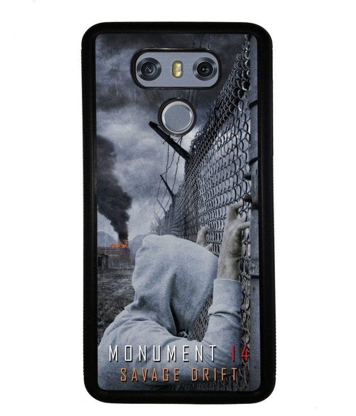 Monument 14: Savage Drift Phone Case (LG)