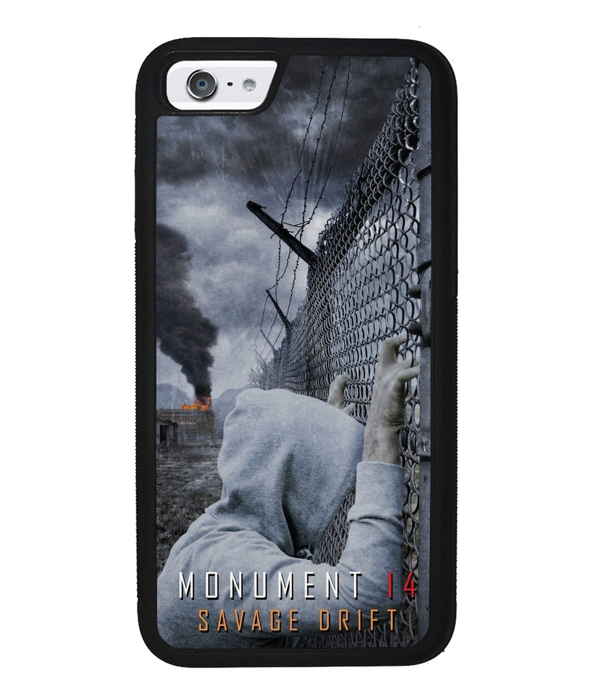 Monument 14: Savage Drift Phone Case (iPhone)