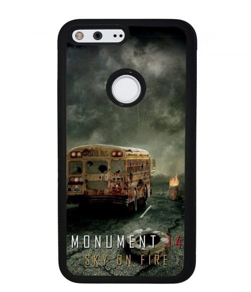 Monument 14: Sky on Fire Phone Case (Google)