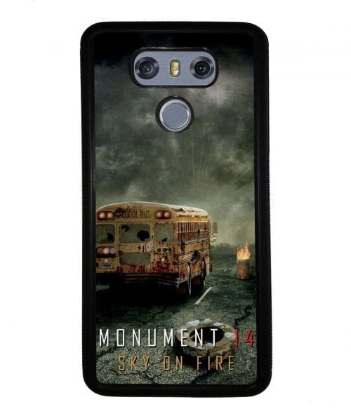 Monument 14: Sky on Fire Phone Case (LG)