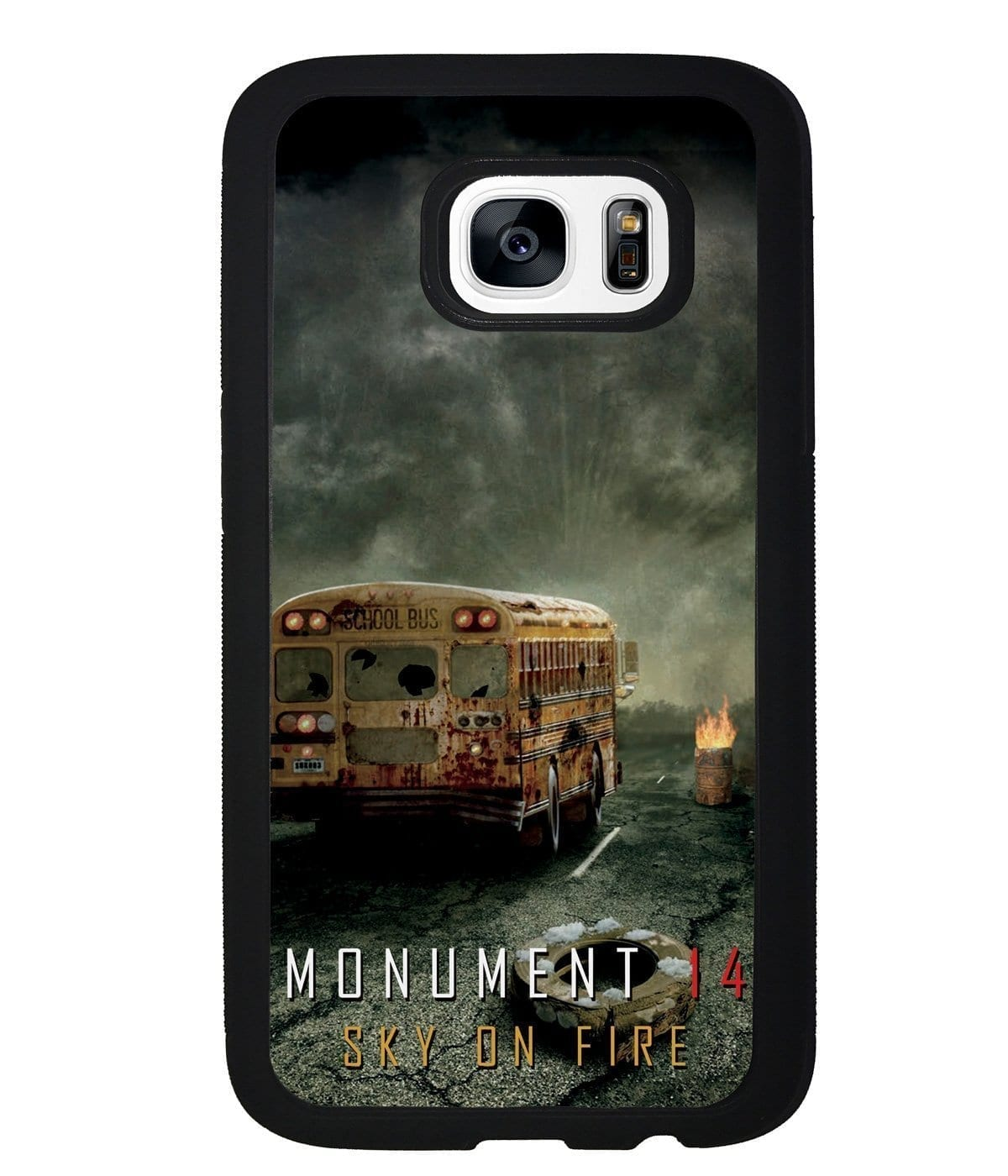 Monument 14: Sky on Fire Phone Case (Samsung)