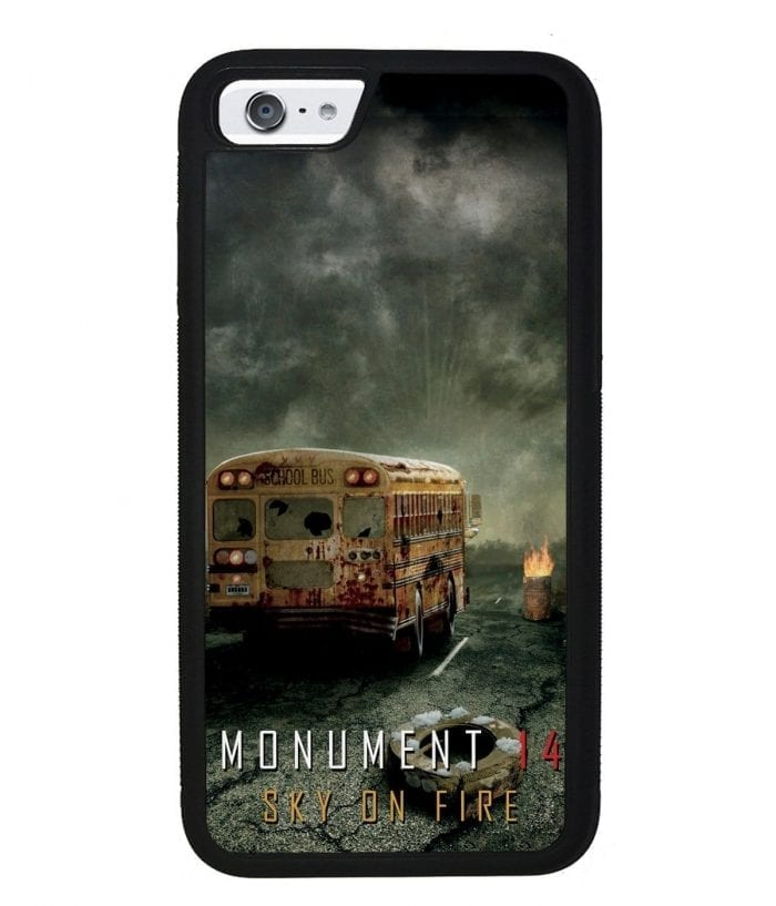 Monument 14: Sky on Fire Phone Case (iPhone)
